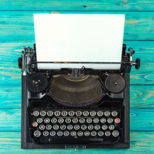 Leroy Anderson's The Typewriter