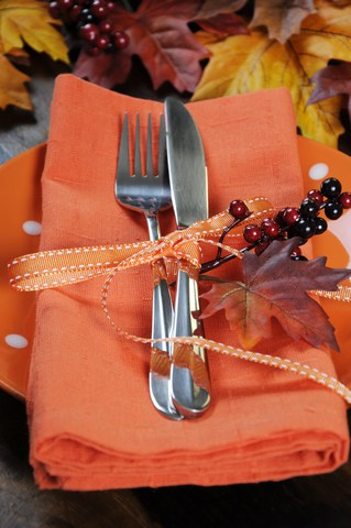 Thanksgiving Table RealSimple free printable