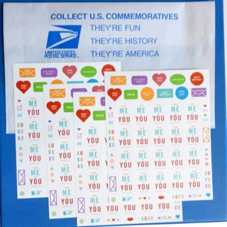 """National Card and Letter Writing Month celebrates with """"From Me to You"""""""