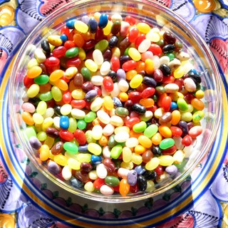 8,385 Jelly Beans