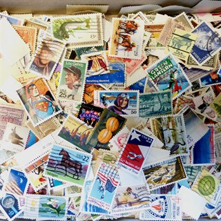 Shoe Box Stamps