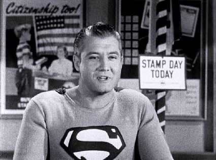 """""""Stamp Day for Superman"""" (1954)"""