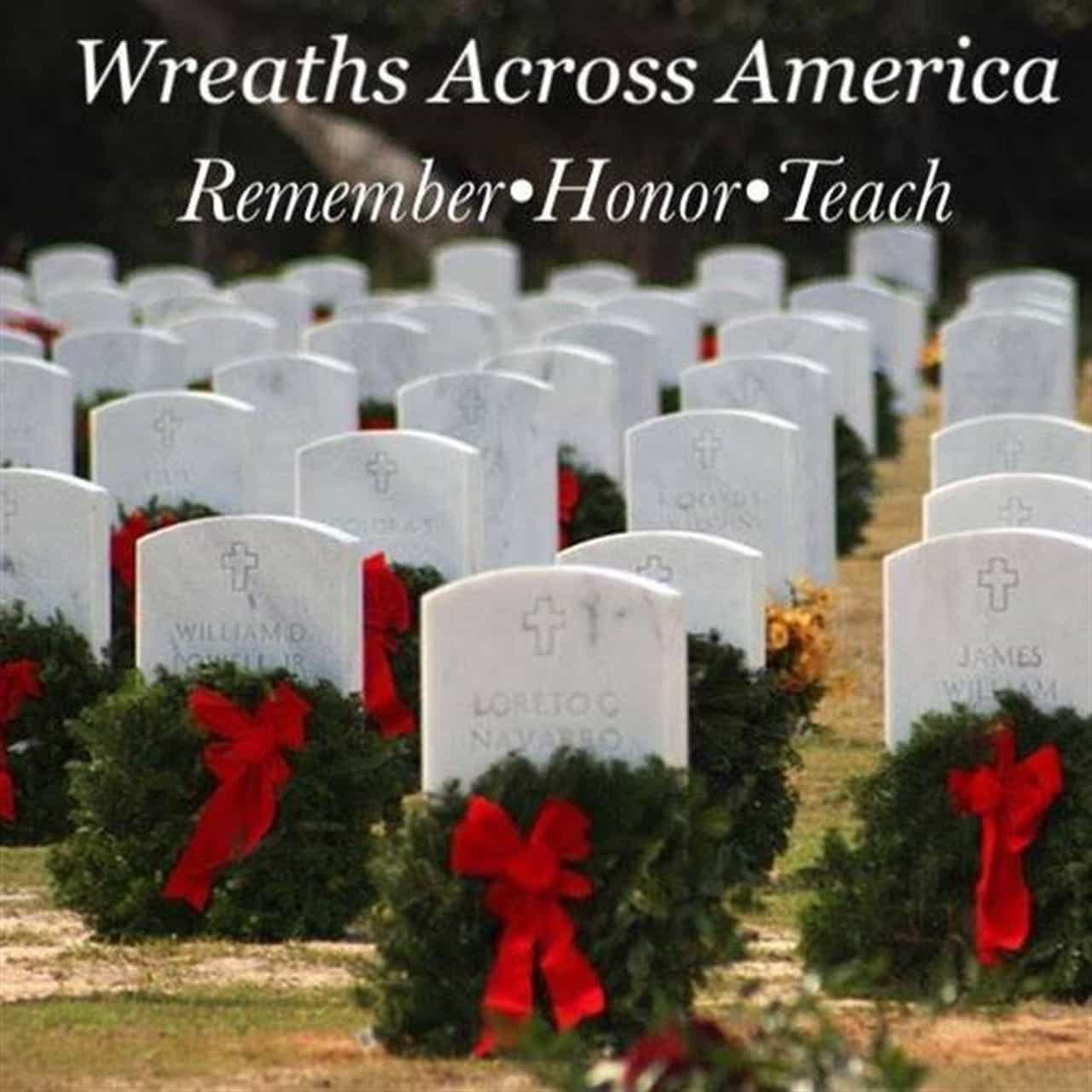 At Freedom's price — Wreaths Across America