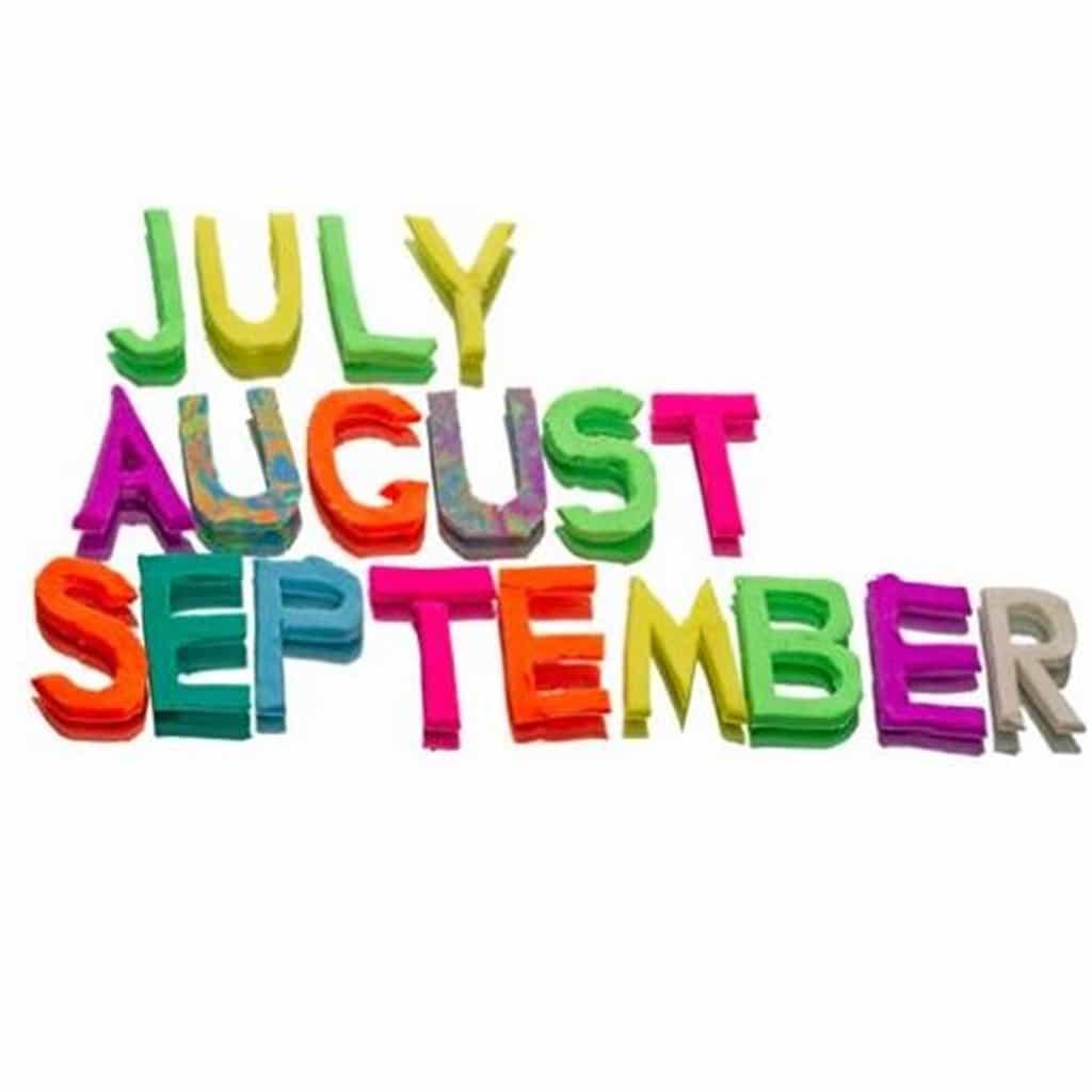 August 2015 Recap