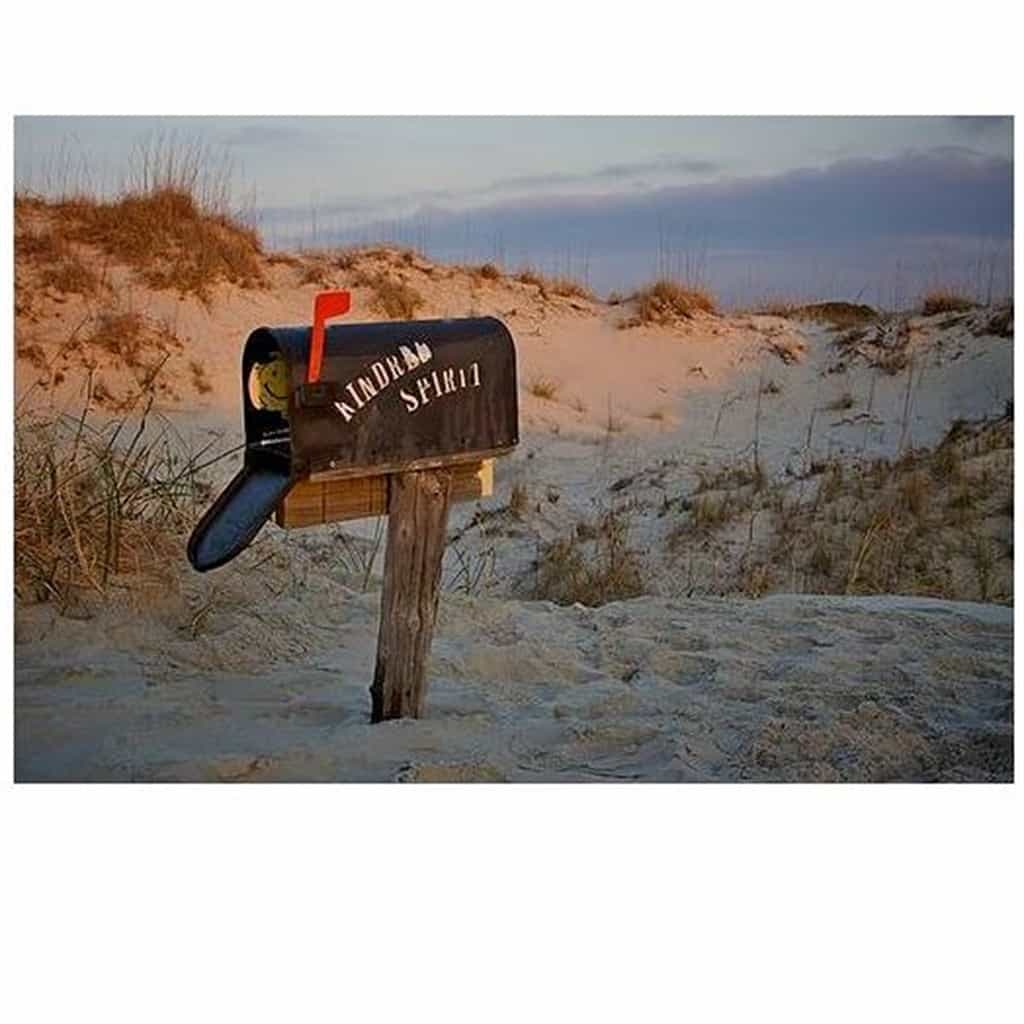 Discovering the Kindred Spirit Mailbox