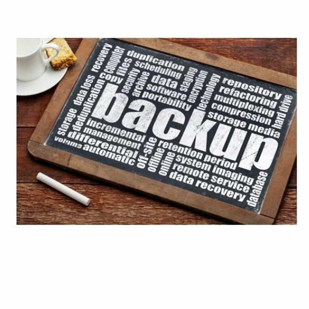 Motivational Monday: Importance of Backups