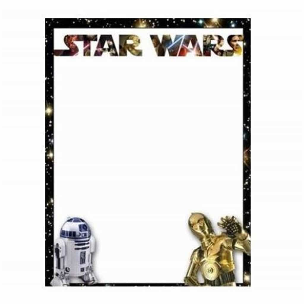 Star Wars (stationery & fountain pens)