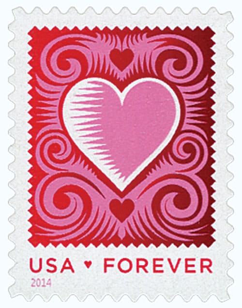 Postal Museum Valentine's Day Card Workshop
