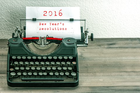 Planning 2016 Letter writing goals