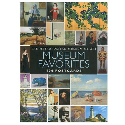 Museum Favorites 100 Postcards