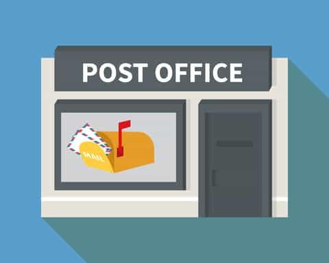 Contract Postal Units