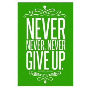 Famous Quotes Motivational Postcards