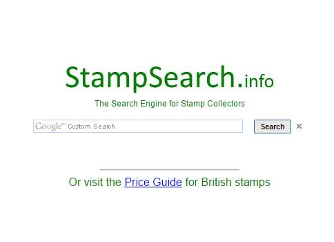 StampSearch.info Stamp Collectors Search Engine