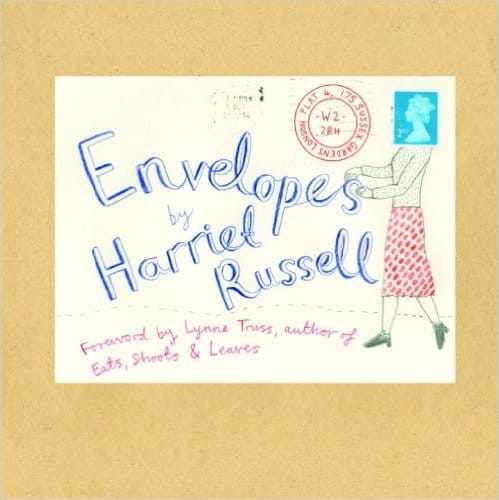 ENVELOPES book by Harriet Russell
