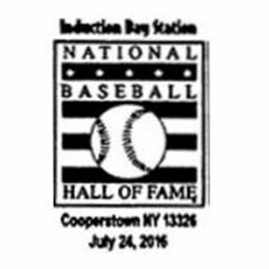 Cooperstown Pfister MLB Draft Correspondence