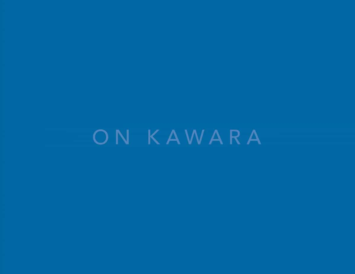 On Kawara Postcards _ I Got Up