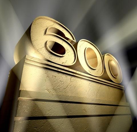 AnchoredScraps.com 600th Daily Blog Post Today