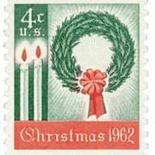 First US Stamp Celebrating Christmas