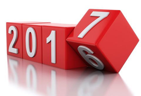 Dick Clark's New Year's Rockin' Eve 2017 & December 2016 AnchoredScraps Daily Blog Recap
