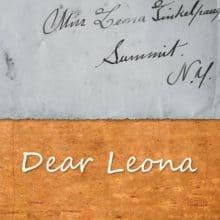 Dear Leona by Frank Skidmore