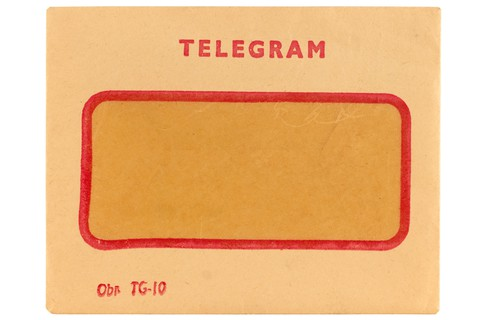 Share a modern Valentines Day eTelegram
