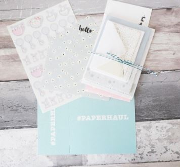 Crafty Creatives Stationery subscription box