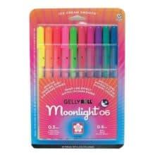 write_on & Blue Sakura Gelly Roll Moonlight Pen