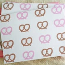 World Stationery Day, National Pretzel Day, and Pretzel Stationery