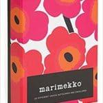 Marimekko Unikko Notecards Stationery