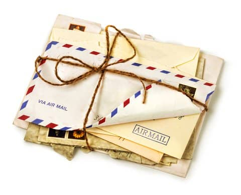 Good Friday 2017 Letter Writing