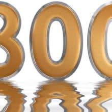 AnchoredScraps.com 800th Daily Blog Post Today