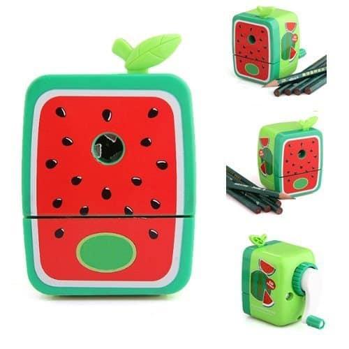Watermelon Pencil Sharpener