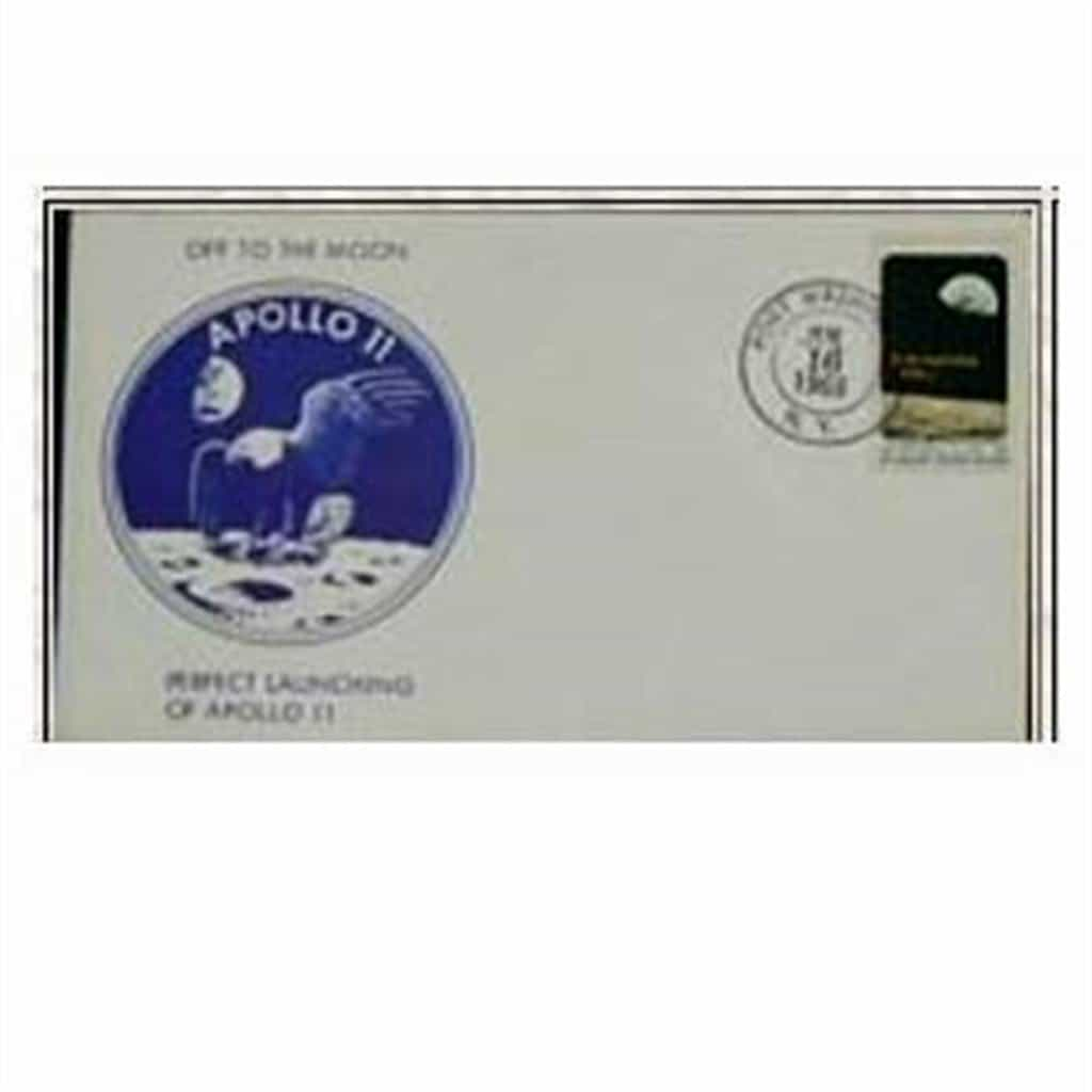 Apollo 11 First Day Covers