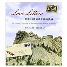 Love Letters from Mount Rushmore book