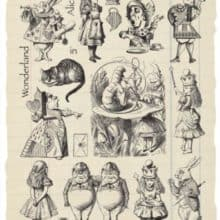 Motivation Monday Letter Writing Lewis Carroll