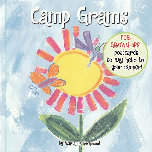 Everything Summer Camp Postcards Camp Grams
