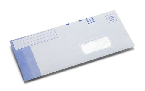 Recycling Bill Enclosure Envelopes Stationery