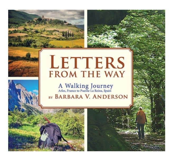 """Letters from the Way"" by Barbara Anderson"