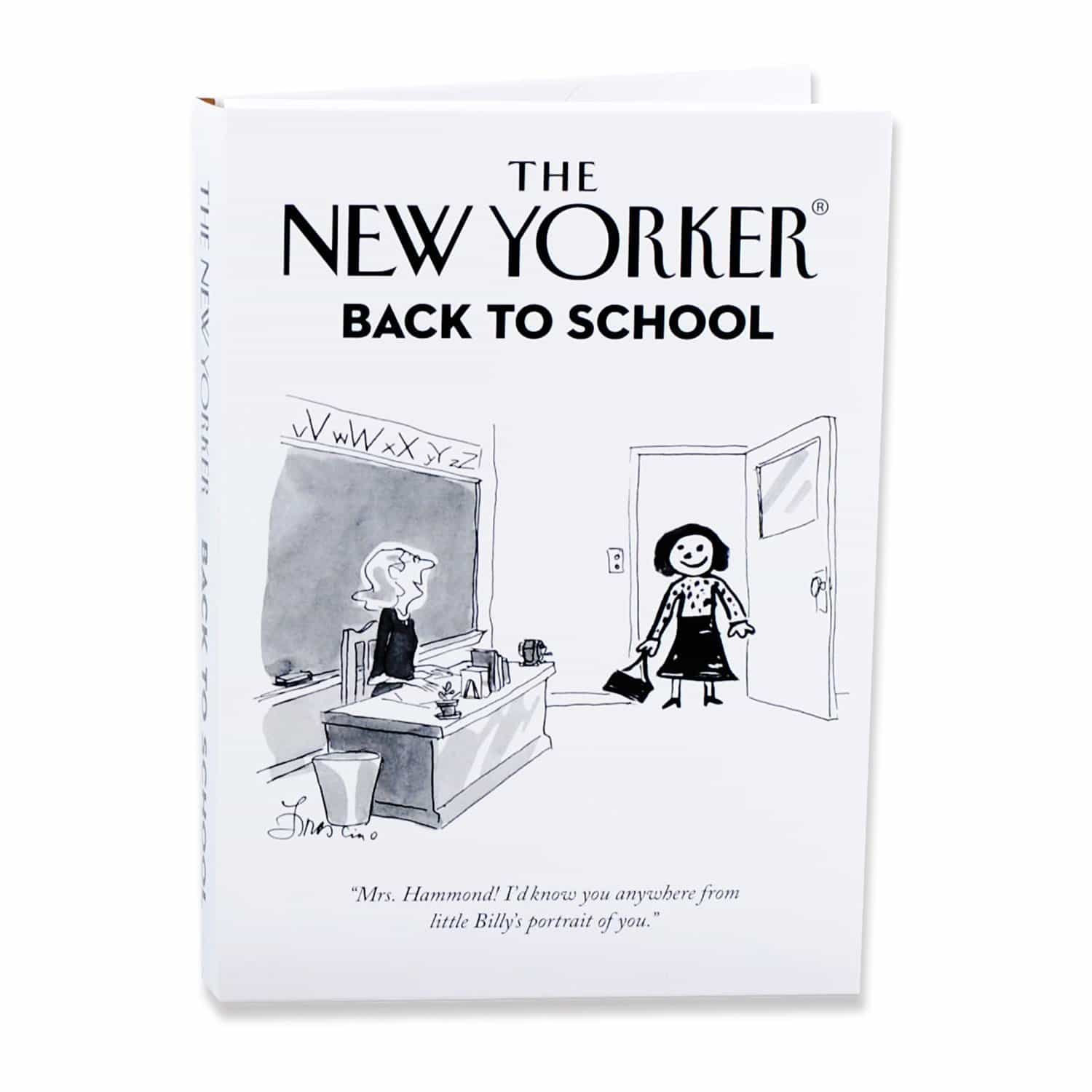 The New Yorker Back To School Cartoons Notecards