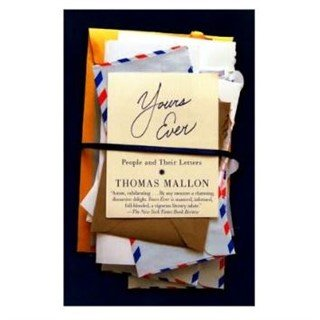 """Yours Ever – People and Their Letters"" book"