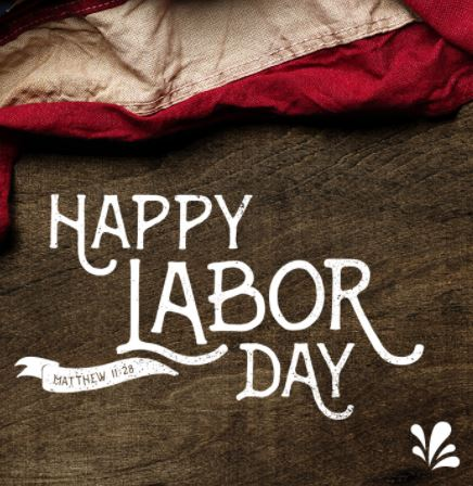 Easy to send Dayspring Labor Day ecards